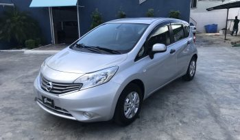 NISSAN NOTE 2013 + CD/MP3