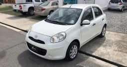 NISSAN MARCH 2013 + CD/MP3