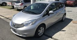 NISSAN NOTE 2013 + SMART/ECO