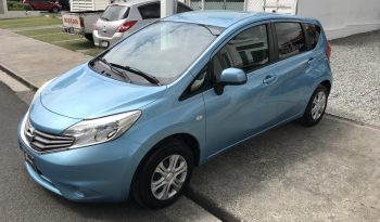 NISSAN NOTE 2014 + SMART/ECO