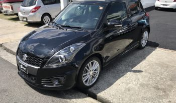 SUZUKI SWIFT 2013 + RS/SMART
